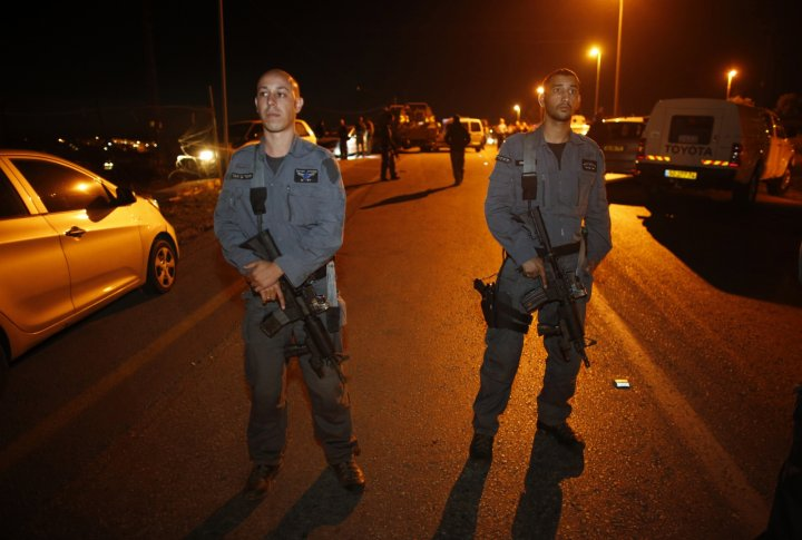 Israel knife attacks