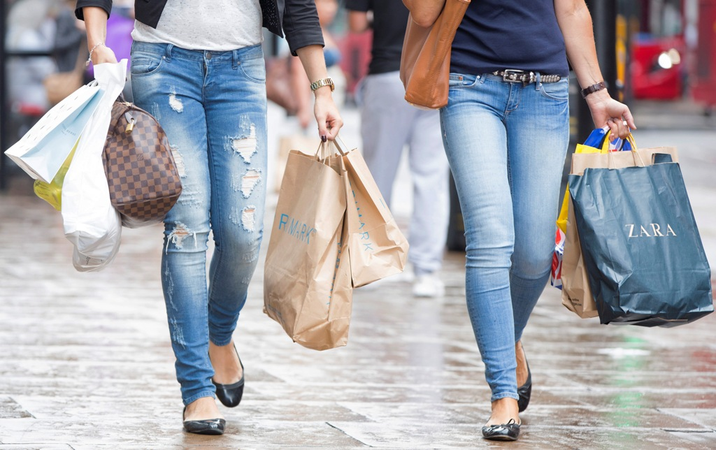 BRC: UK Retail Sales Log Modest Recovery in October