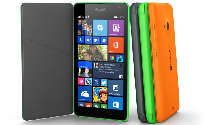 Microsoft Lumia 535 With Budget Price Announced