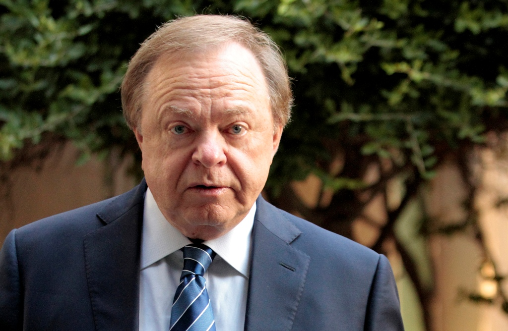 US Court Orders Oil Tycoon Harold Hamm to Pay About $1bn in Divorce