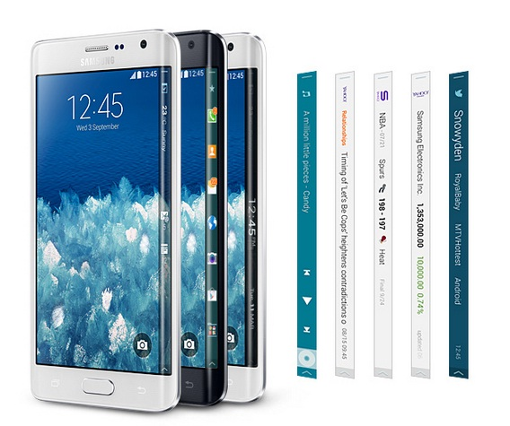 Galaxy Note Edge available for purchase at Vodafone UK: Check out the tariffs