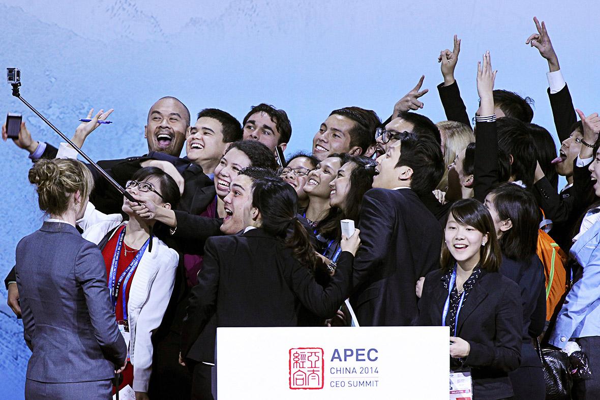 APEC selfie