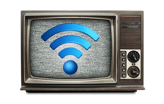 TV White Space Internet India