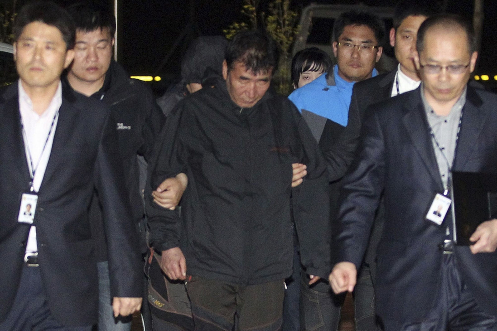 South Korea: Sewol Ferry Captain Lee Joon-seok Dodges Death Sentence