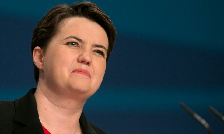 Leader of Conservatives in Scotland Ruth Davidson Reveals she is Bombarded by Gay Abuse on Twitter