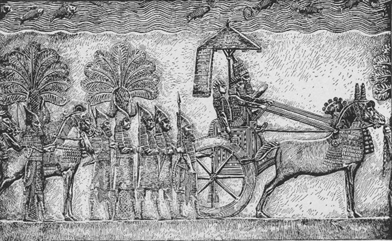 King Sennacherib