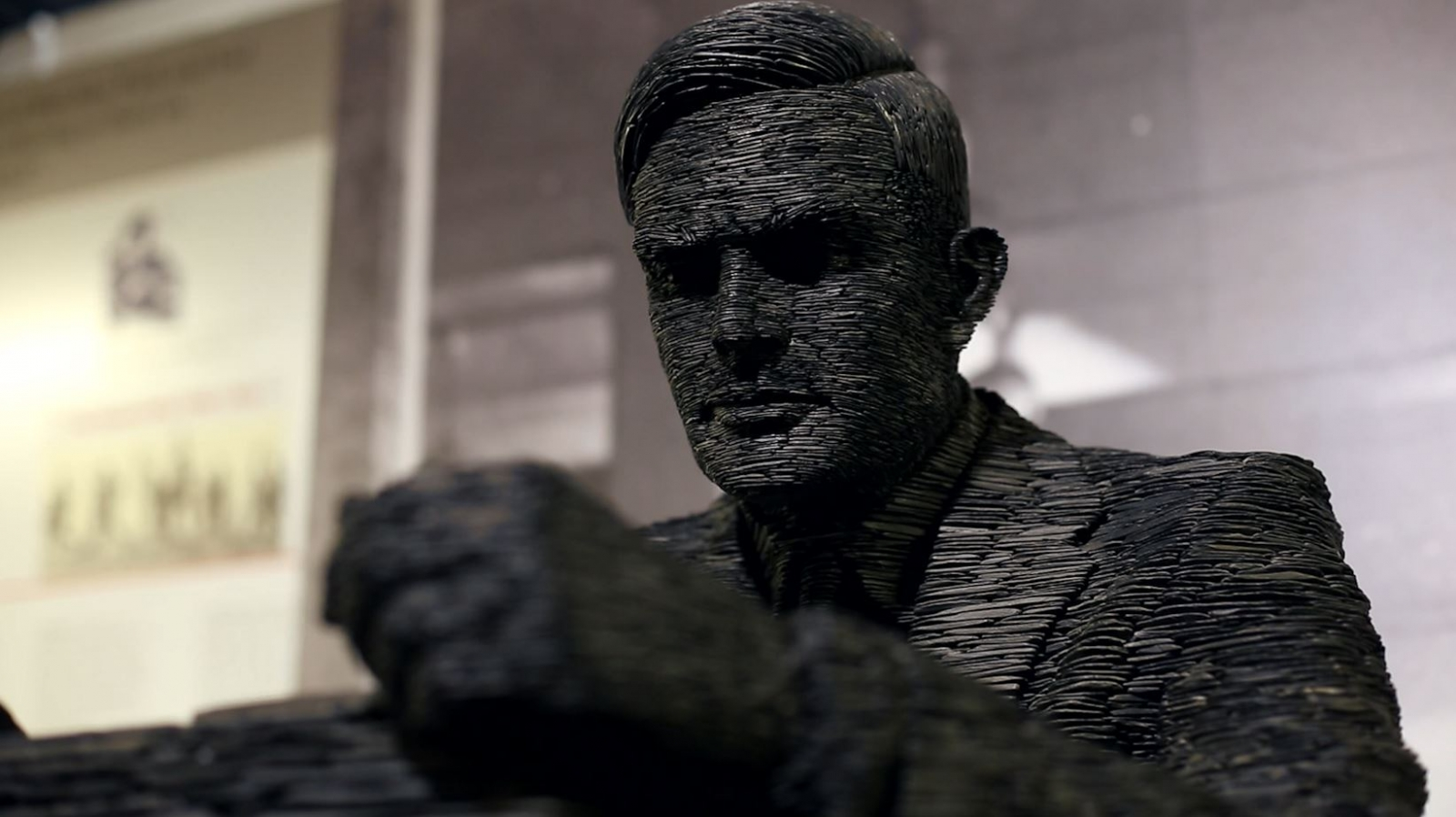 Alan Turing: Cracking the Enigma
