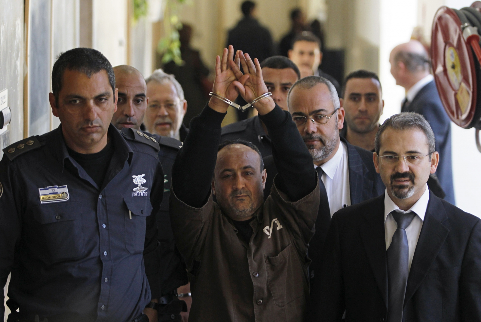 Marwan Barghouti Third Intifada