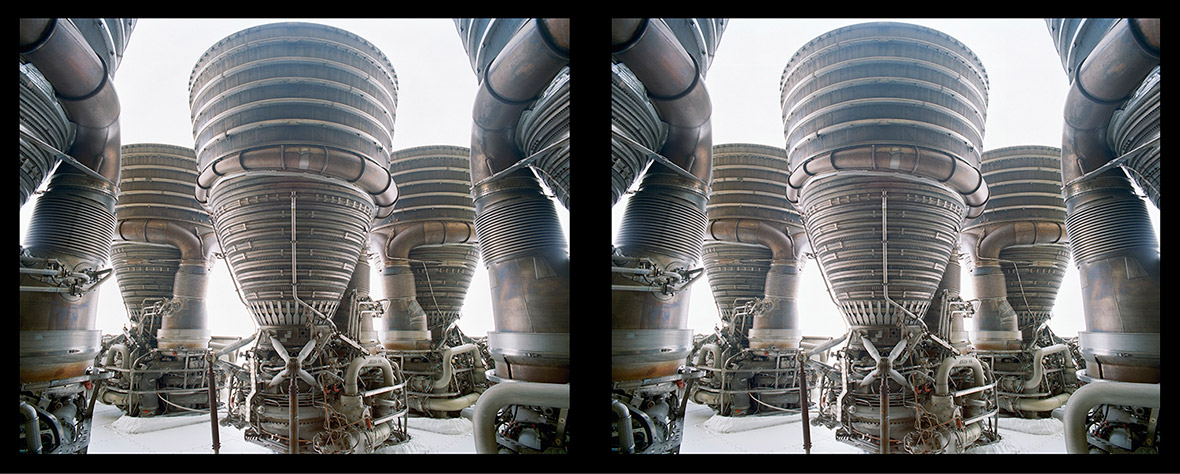 Abandoned space facilities