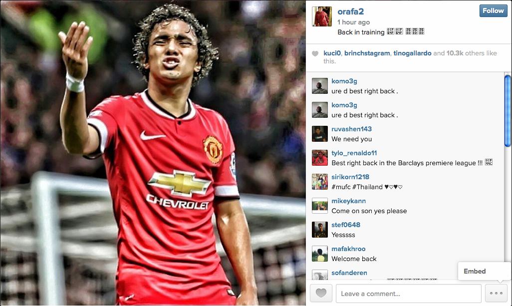 Rafael Instagram
