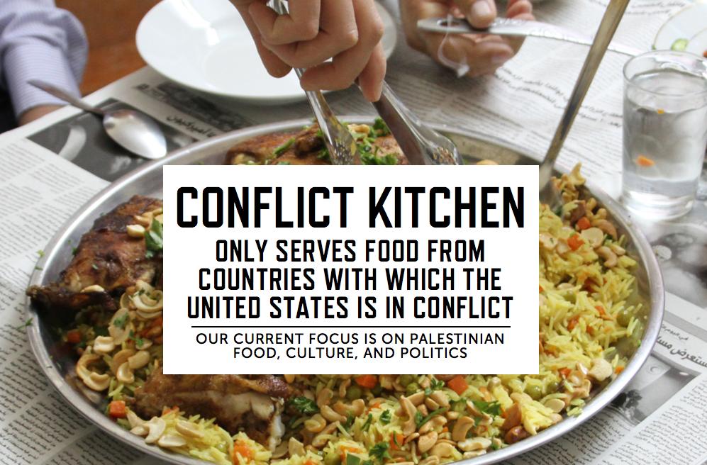 Conflict Kitchen