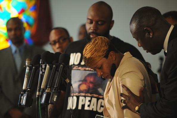 Michael Brown shooting
