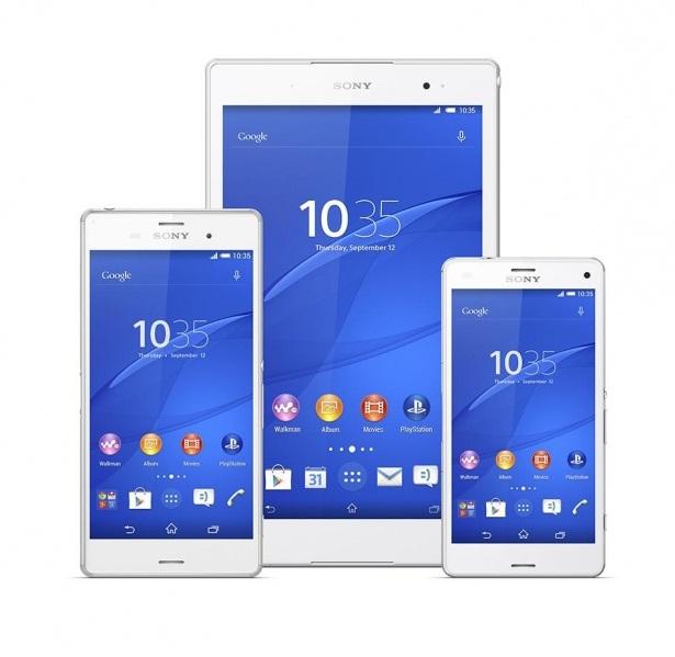 Sony Xperia Z4, Z4 Compact, Z4 Ultra and Z4 Tablet Specs