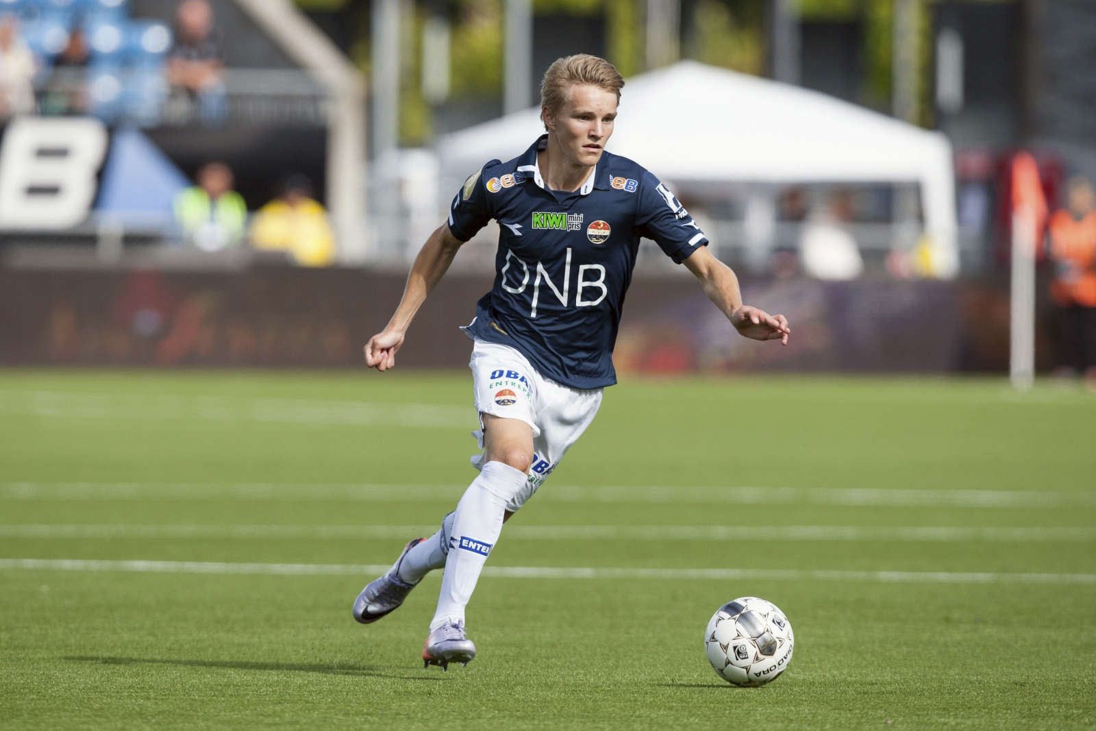 Norwegian Sensation Martin Odegaard Set to Have Liverpool