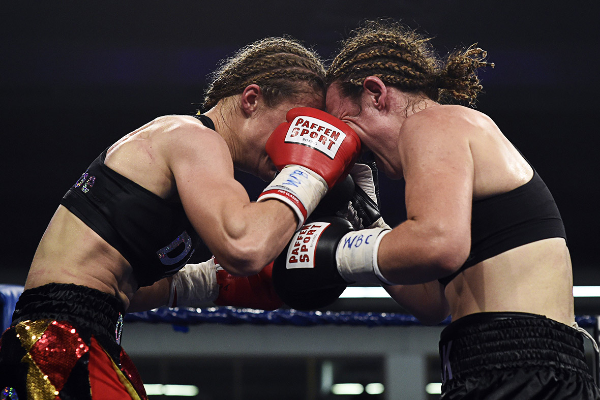 womens boxing