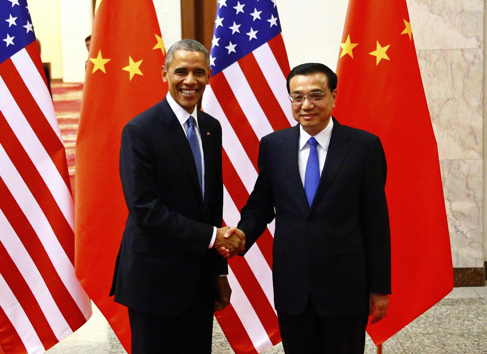 Barack Obama and China's Xi Jinping Agree Landmark Cuts to Carbon Emissions