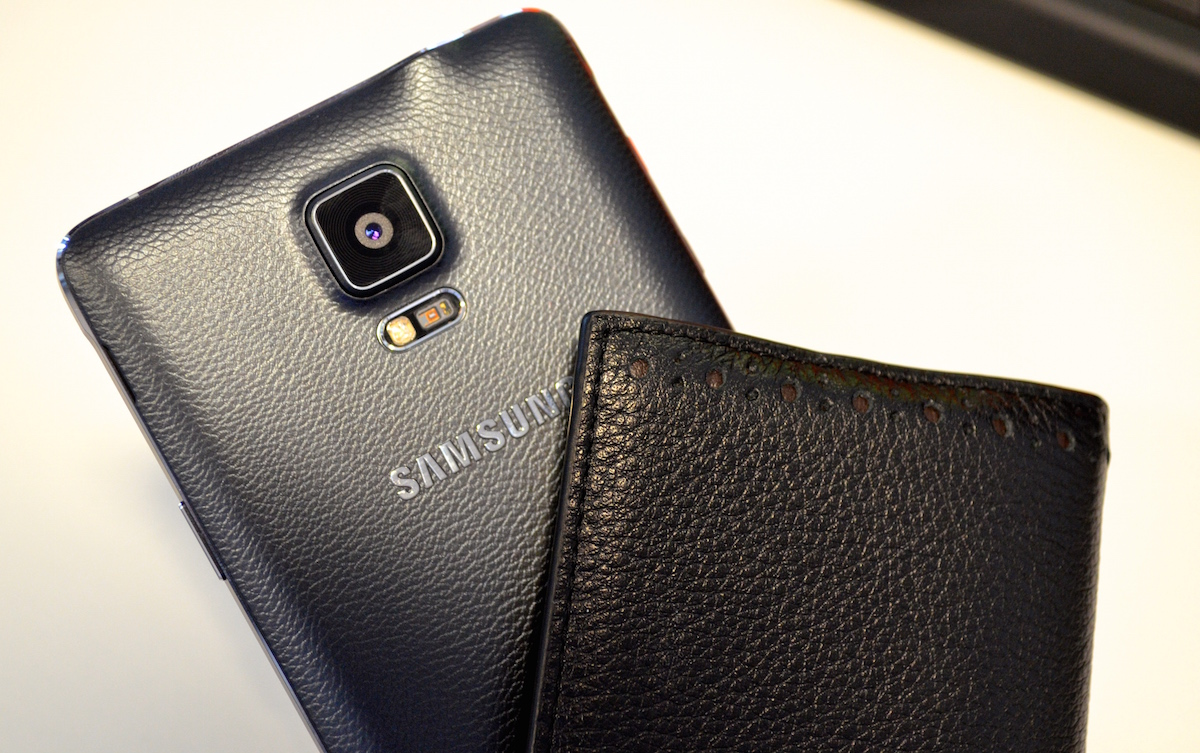 Galaxy Note 4 February security patch