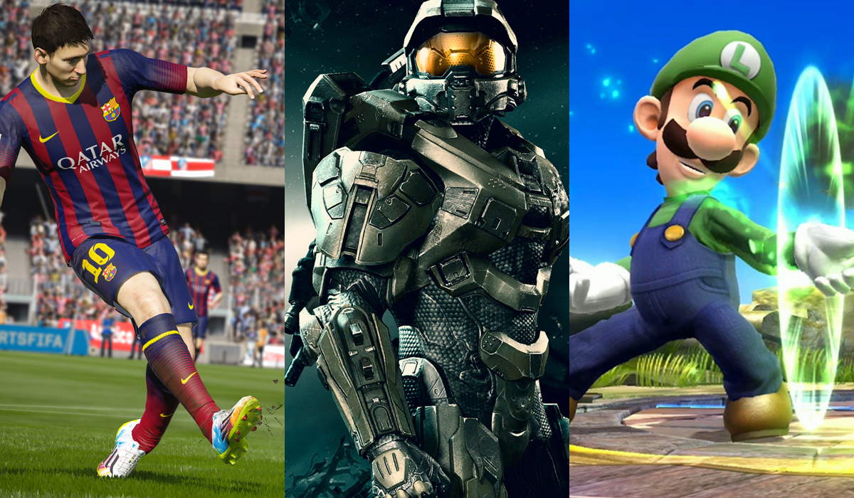 Christmas Video Game Gift Guide