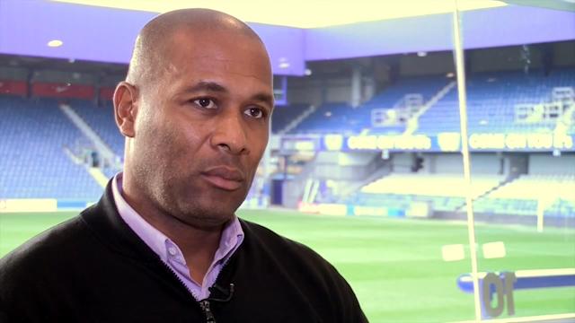 Les Ferdinand on Lack of Black Coaches