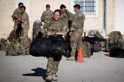 British Army leaves Afghanistan