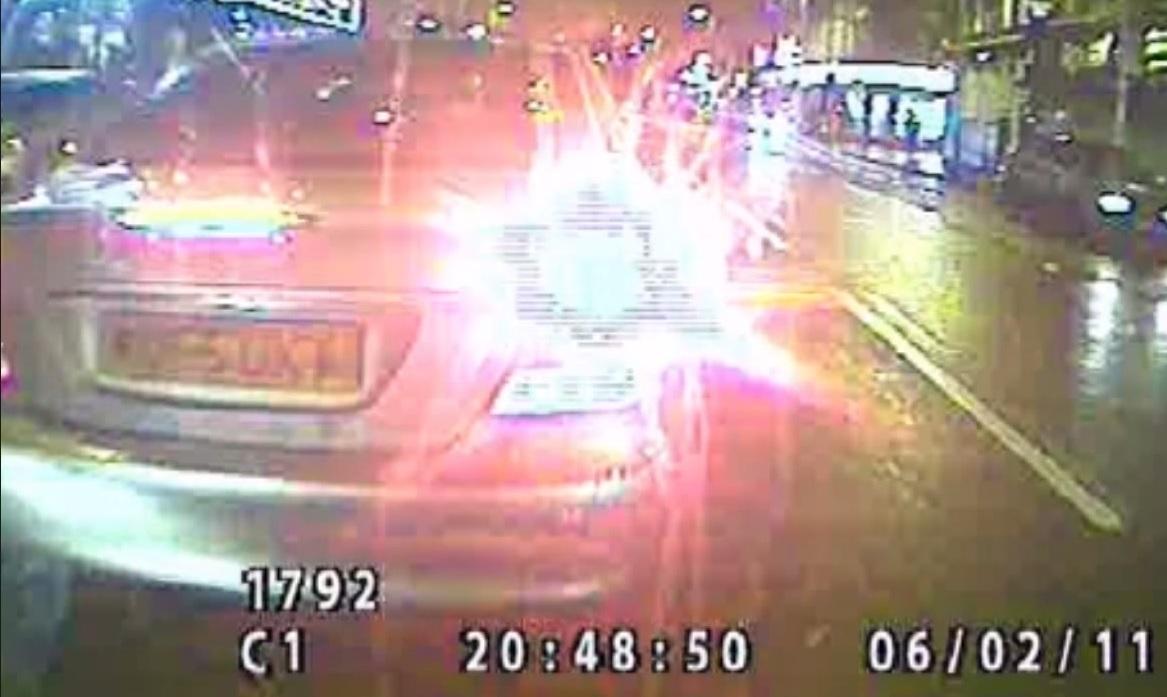 Manchester 'crash for cash' fraud