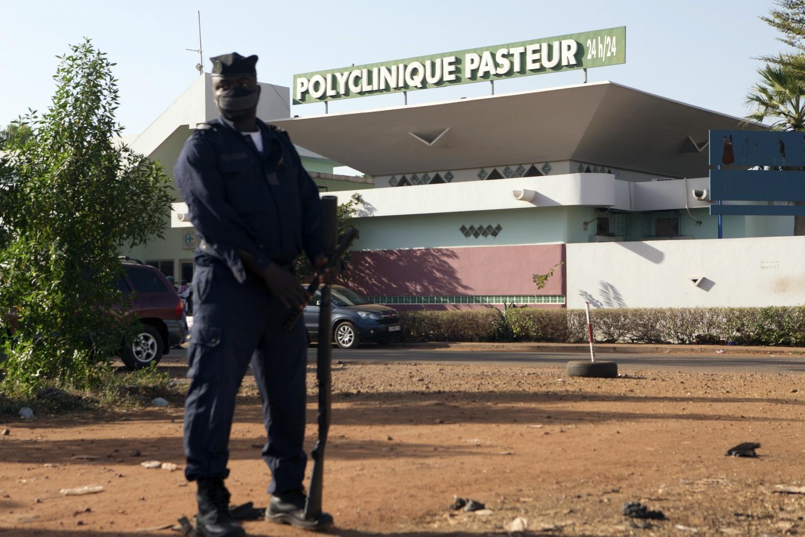Ebola Mali