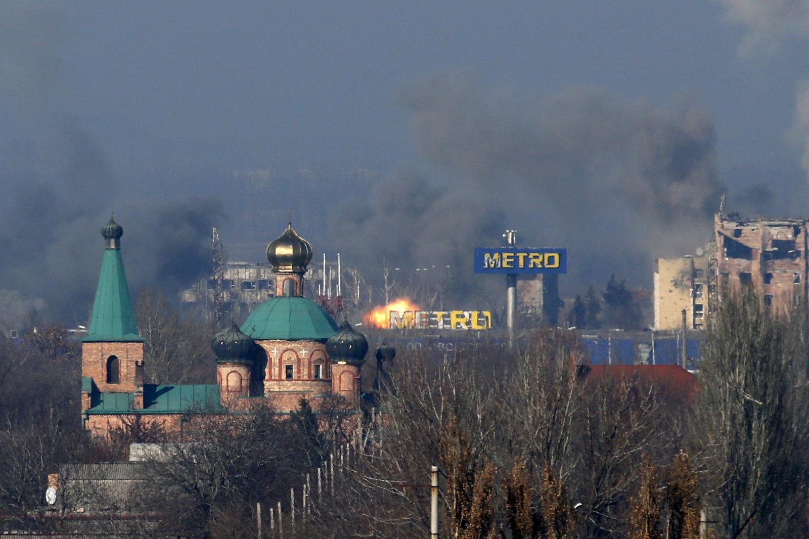 Ukraine Crisis Russia