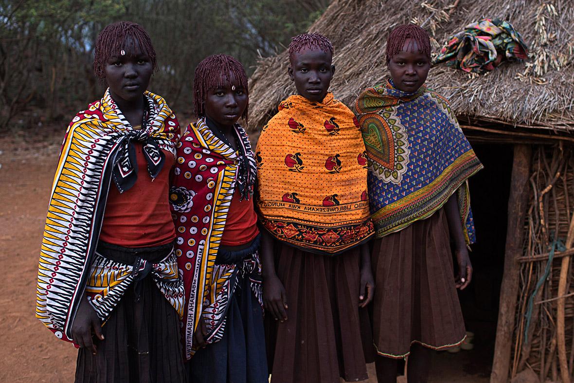 FGM: Frightened Girls Undergo Tribal Circumcision Ceremony in Kenya [GRAPHIC IMAGES]