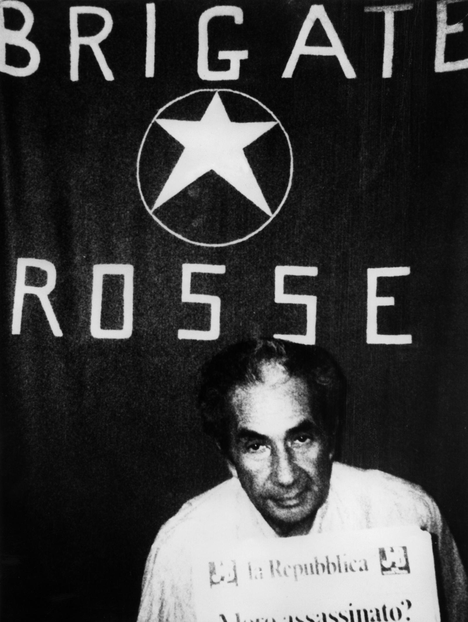 Aldo Moro Steve Pieczenik US Italy PM killed investigation