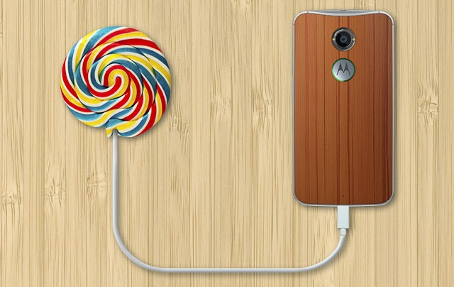 Google Android Lollipop OTA Update now Official for Second-Gen Motorola Moto G Variants and Moto X Pure Edition Users