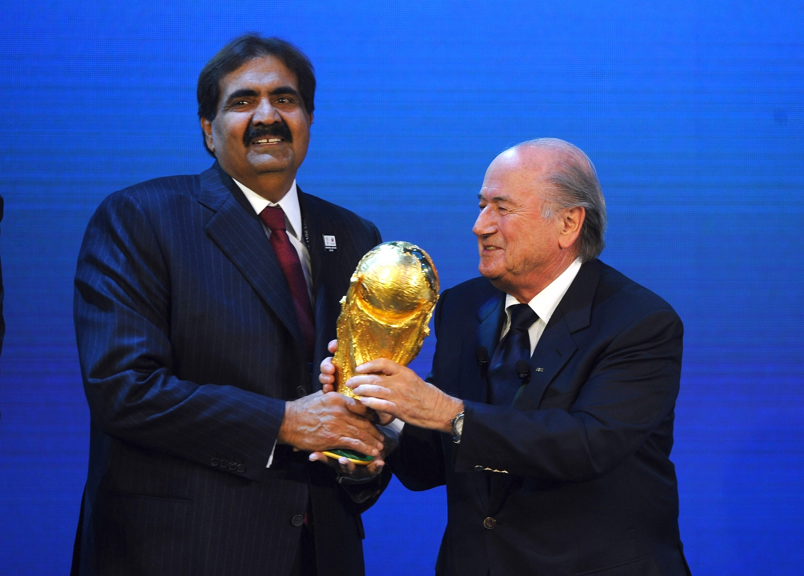 Report on alleged corruption in Qatar 2022 World Cup bid published