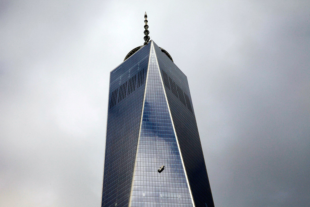world trade centre window cleaners