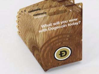 dogecoin gift card