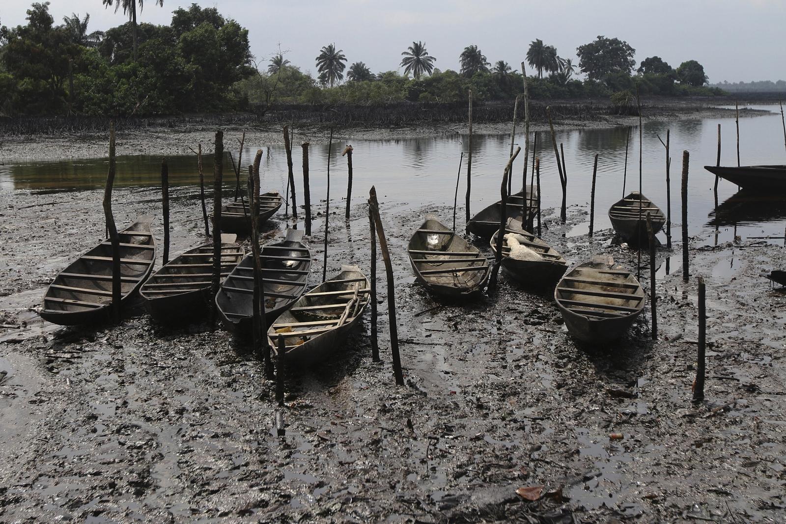Bodo Nigeria Shell