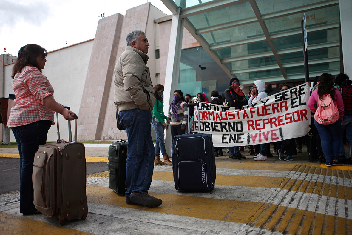 mexico missing students