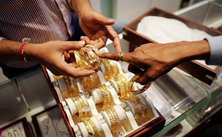 Gold Buying India