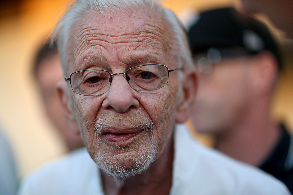 90 Year Old Man Threatened With Jail For Feeding Homeless In Fort Lauderdale Florida