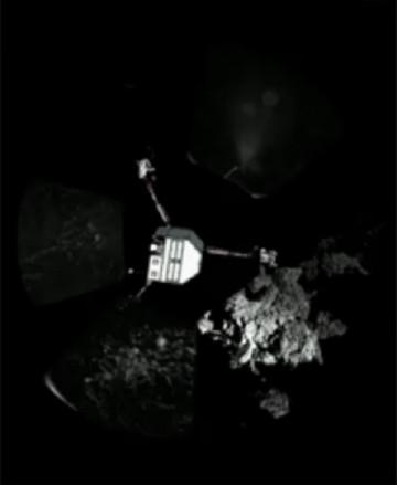 Philae panoramic