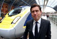 Eurostar Unveils New 200mph Trains
