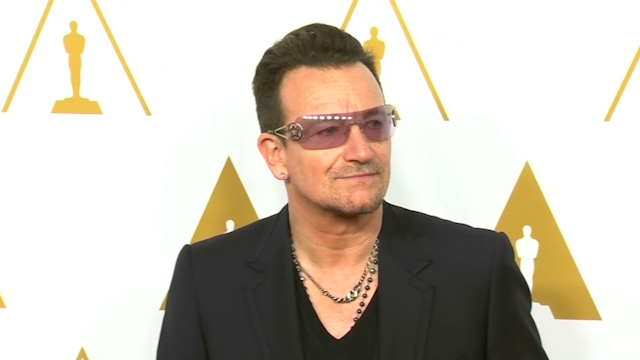 Bono's Plane Loses Hatch before Landing in Berlin