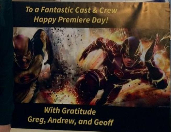 The Flash Arrow Crossover episode