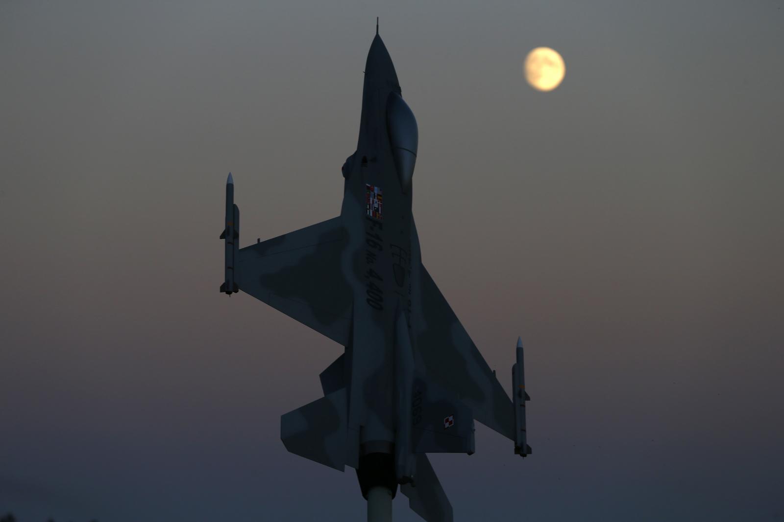 Nato jets intercept Russian plane over Baltic Sea