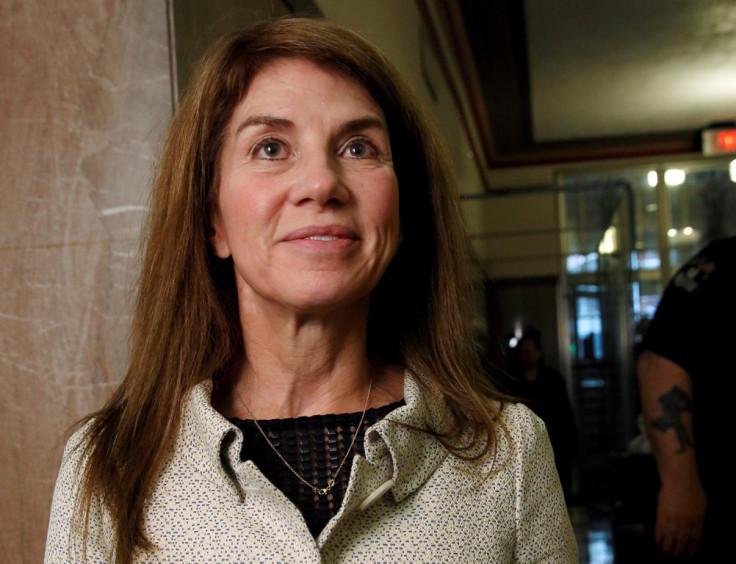 Sue Ann Hamm