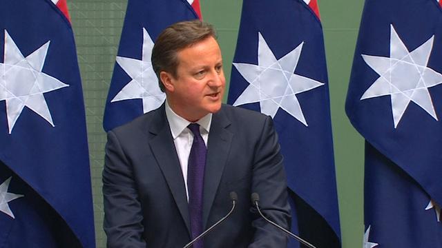 David Cameron to Introduce Tough Measures to Combat British Isis Jihadists