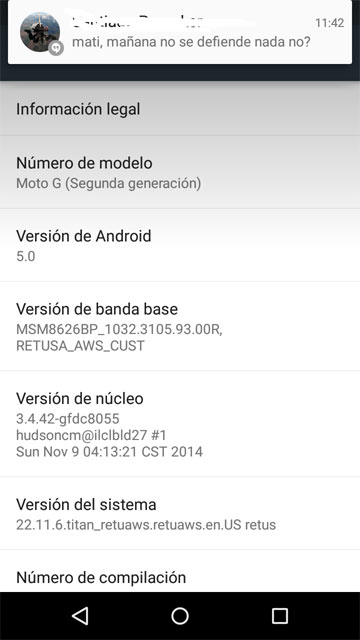 How to Install Android 5.0 Lollipop OTA Zip on Moto G 2014 XT1063 and XT1064