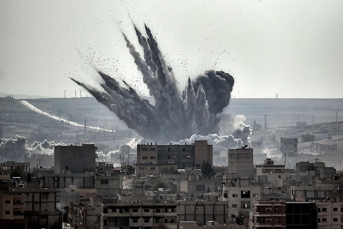 kobani blast