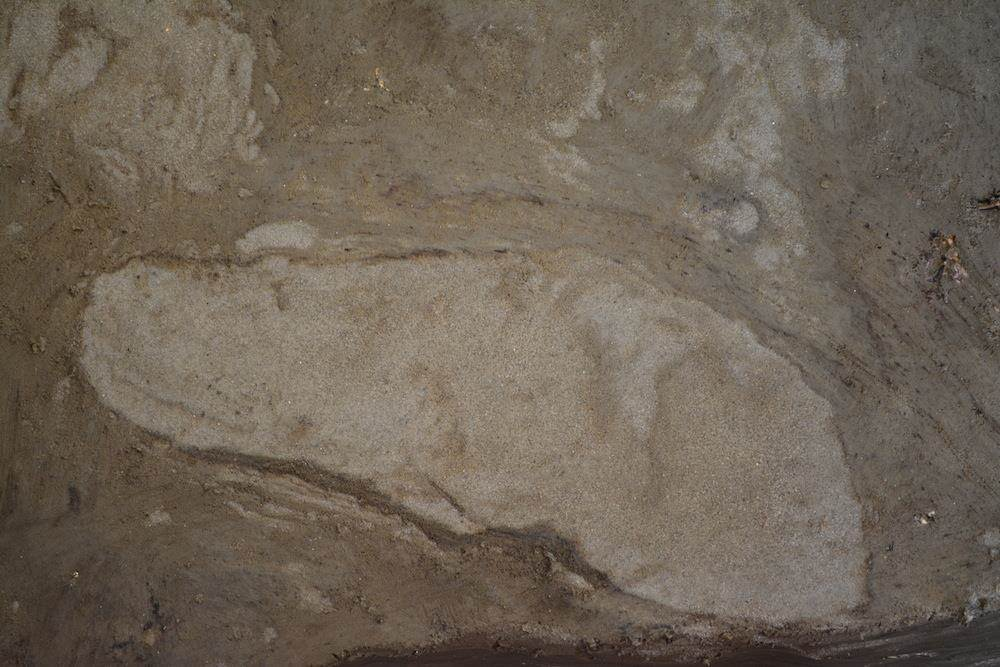 The second-oldest human footprints outside Africa have been found in Denmark