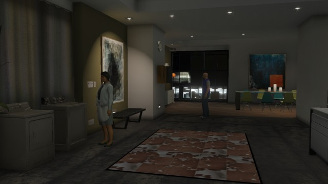 GTA 5 Online Next-Gen - New Apartments and Mini Games DLC ...