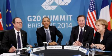 G20 summit ends