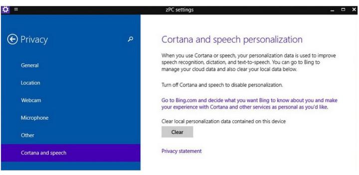 Windows 10 Build 9879 Carries New Cortana Features: Cortana